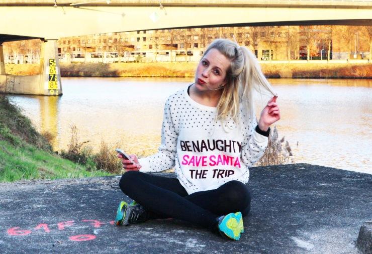 Wehkamp Foute Kersttrui.Foute Kersttruien Challenge Running With Mo