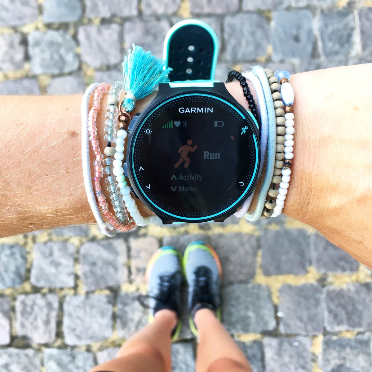 REVIEW: GARMIN FORERUNNER 235